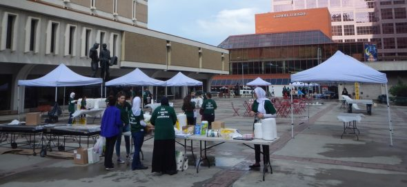 000 - A Taste of Ramadan - Centennial Plaza - Edmonton, Alberta - Wednesday June 29 2016