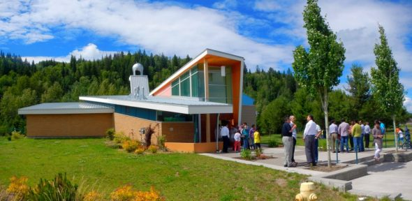 00 - Prince George Islamic Centre - Designed by Sharif Senbel - Prince George, British Columbia - Friday July 1 2016