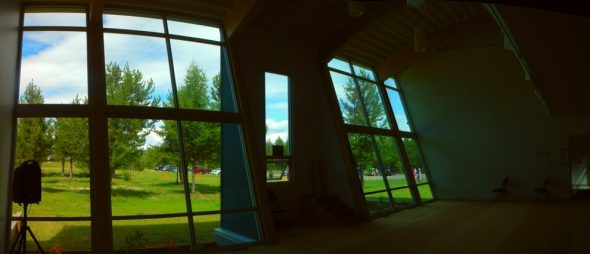 04 - Prince George Islamic Centre - Designed by Sharif Senbel - Prince George, British Columbia - Friday July 1 2016