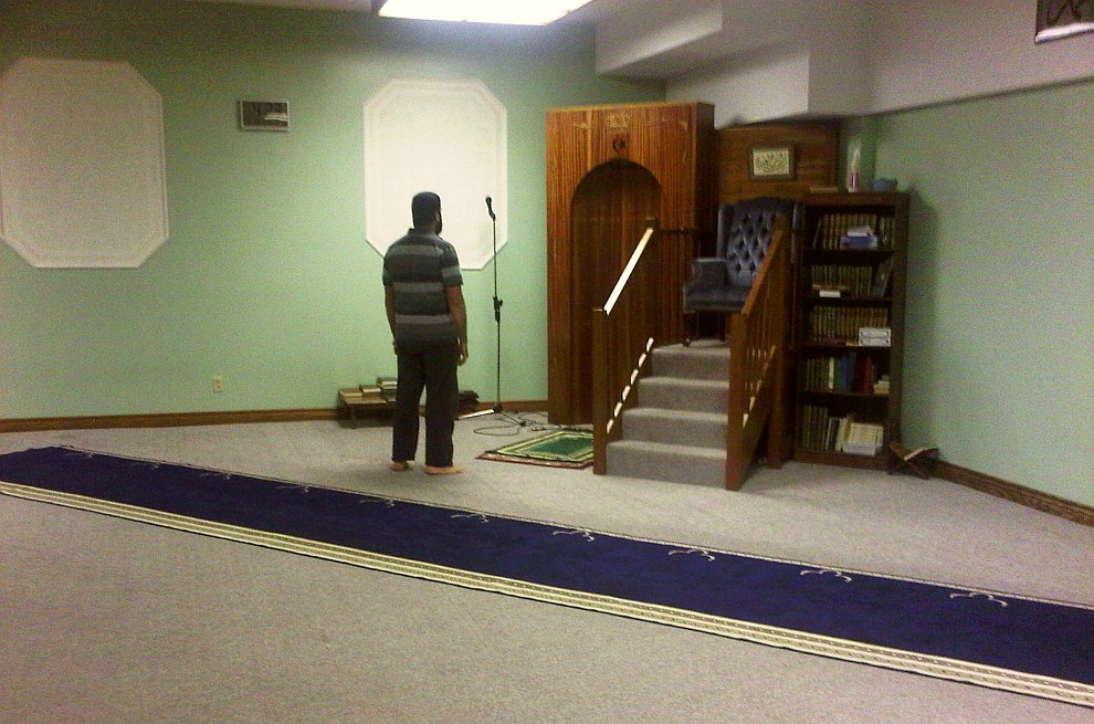 14 - Fajr at Bosnian Canadian Islamic Centre 41 Holborn Avenue, London - Saturday July 13 2012