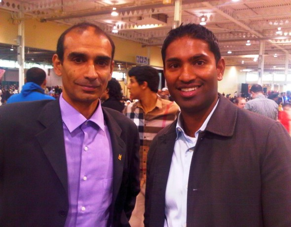 Watch #CBC News #Toronto for Steven D'Souza (@cbcsteve)'s report on #GTA #Eid-Al-Adha at Better Living Centre #CNE http://twitpic.com/b7myet
