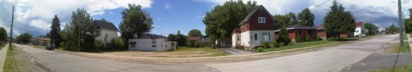 04 panoramic - North Bay Mosque, 423 McPhail Street - Monday July 29 2013