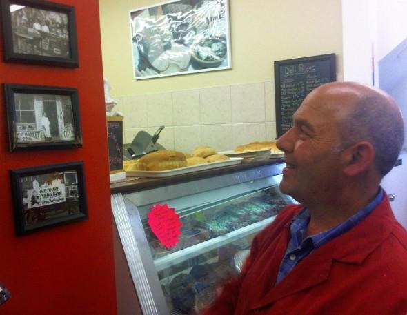 08 - John Bruni, City Meat Market, Sault Ste Marie, Thursday July 25 2013