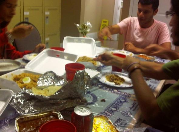 12 - Iftar Dinner, Sault Ste Marie, Thursday July 25 2013