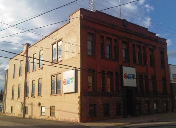 16 - CTV Building, Sault Ste Marie, Thursday July 25 2013