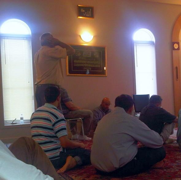 Adhan Al Jumah - Friday Call to Prayer - Islamic Association of Sudbury - Friday July 26 2013