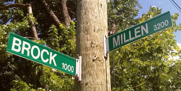 Brock 1000 at Millen 3200 in West Windsor Ontario - Saturday July 21 2013