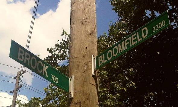 Brock 700  at Bloomfield 3330 in West Windsor Ontario - Saturday July 21 2013