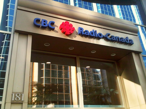 CBC Radio-Canada, 181 Queen Street, Ottawa Ontario - Tuesday July 30 2013