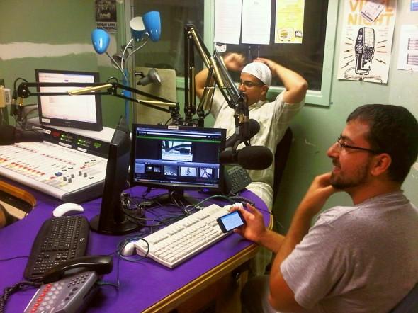 Muslims Live RAMADAN Radio Show sponsor break - Western University's Campus Community Radio Station, London - Friday July 12 2013