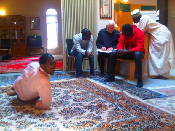 Nikah Ceremony - Islamic Association of Sudbury - Friday July 26 2013 - 01
