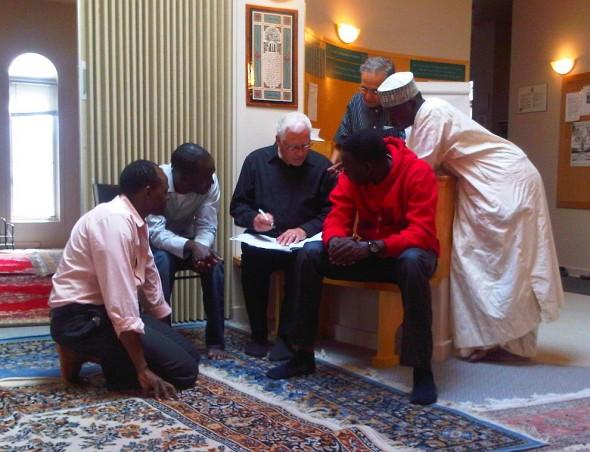 Nikah Ceremony - Islamic Association of Sudbury - Friday July 26 2013 - 02