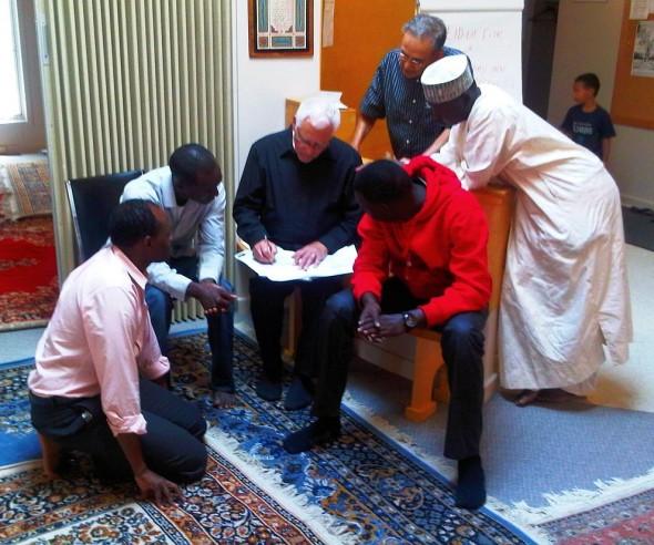 Nikah Ceremony - Islamic Association of Sudbury - Friday July 26 2013 - 03