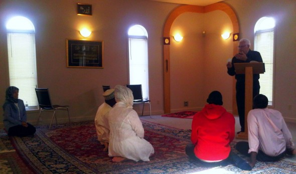Nikah Ceremony - Islamic Association of Sudbury - Friday July 26 2013 - 04