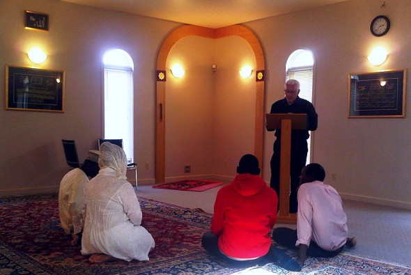 Nikah Ceremony - Islamic Association of Sudbury - Friday July 26 2013 - 05