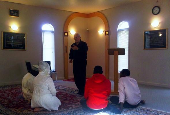Nikah Ceremony - Islamic Association of Sudbury - Friday July 26 2013 - 06