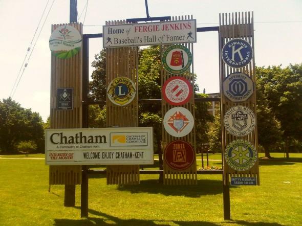 Welcome Enjoy Chatham-Kent Saturday July 13 2013