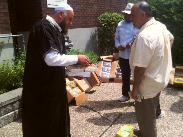 39 - After Jumah Prayers, Ottawa Main Mosque, Jumah Friday August 2 2013
