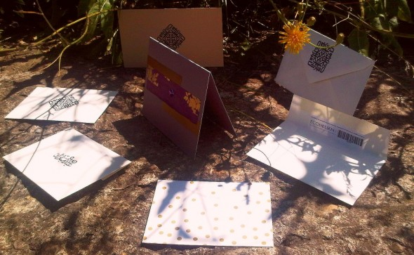 Ecohesian Eid Cards - Tuesday August 6 2013