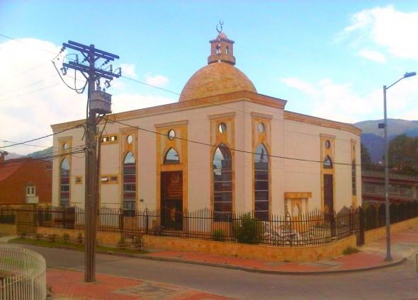 Mezquita de Bogotá, Colombia - Masjid Abou Bakr Alsiddiq