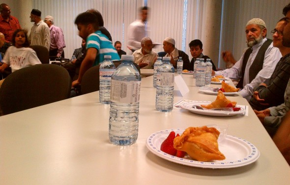 31 Division Community Response Unit, Muslim Community Iftar Dinner - 005
