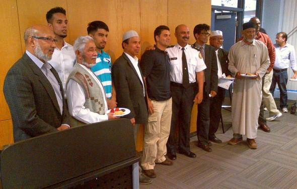 31 Division Community Response Unit, Muslim Community Iftar Dinner - 007