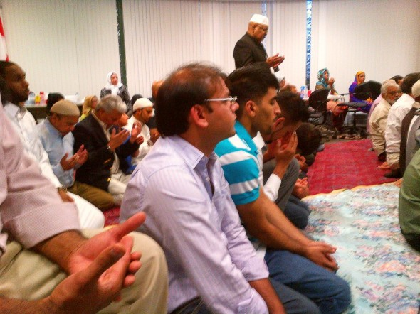 31 Division Community Response Unit, Muslim Community Iftar Dinner - 015