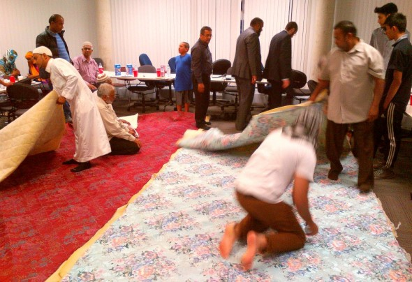 31 Division Community Response Unit, Muslim Community Iftar Dinner - 016
