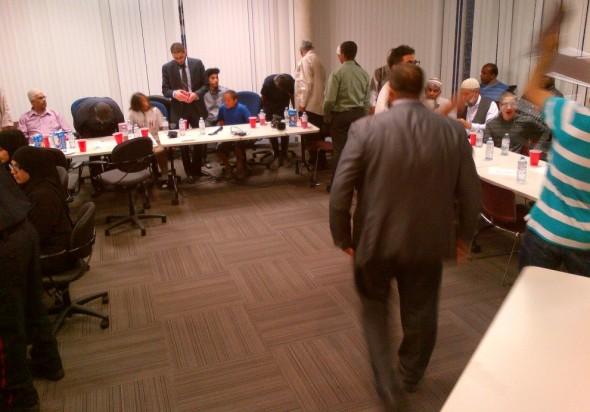 31 Division Community Response Unit, Muslim Community Iftar Dinner - 017