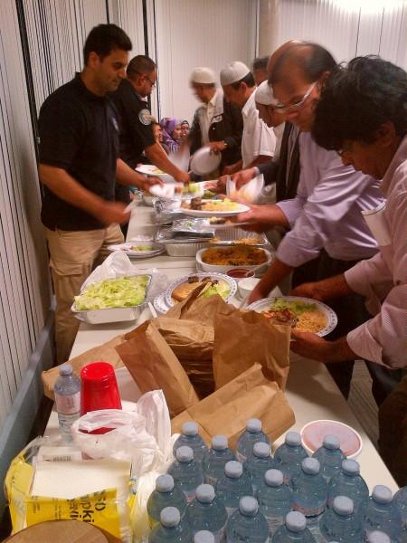31 Division Community Response Unit, Muslim Community Iftar Dinner - 018