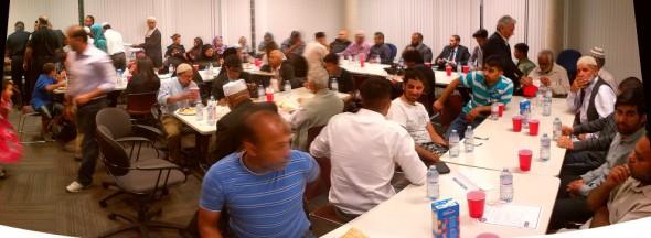 31 Division Community Response Unit, Muslim Community Iftar Dinner - 020