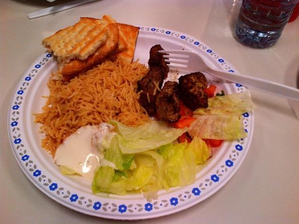31 Division Community Response Unit, Muslim Community Iftar Dinner - 021