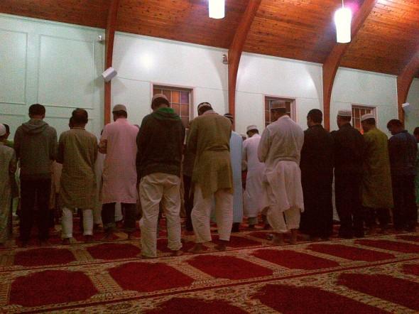Baitul Mukarram Masjid, 3340 Danforth Avenue - 002