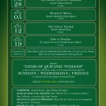 Iftar and Lecture Program, Islamic Institute of Toronto, Ramadan 2014