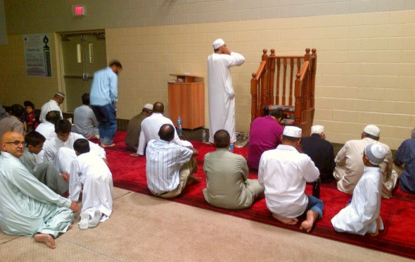 Iftar and Lecture Program, Islamic Institute of Toronto, Saturday July 09 2014 - Adhan Al Isha