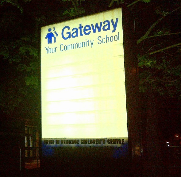 Isha and Taraweeh - Gateway Public School - 55 Gateway Boulevard, Flemingdon Park, North York - 005