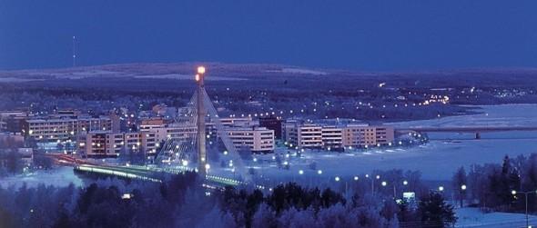 silta Rovaniemi