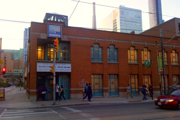 000 - Masjid Toronto - 168 Dundas Street West - June 24 2015