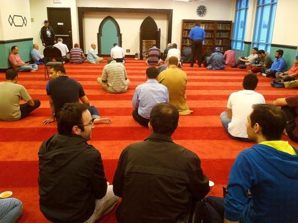 001 - Masjid Toronto - 168 Dundas Street West - June 24 2015