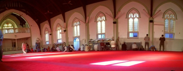 003 - Jami Mosque - Islamic Centre of Toronto - June 26 2015
