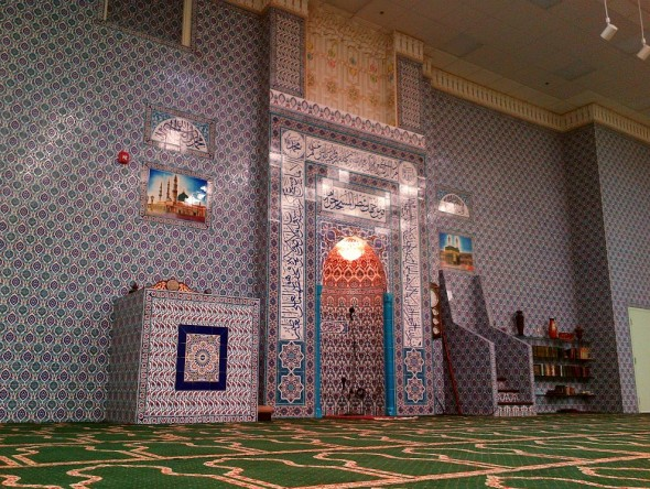 006 - Sayeda Khadija Centre - June 25 2015