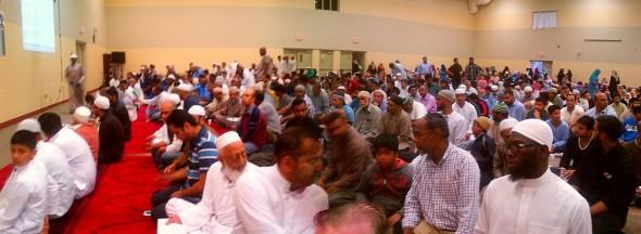 008 - IIT - Islamic Institute of Toronto - Ramdan Lecture & Iftar Program - Awaiting Adhan al Maghrib - Saturday June 20 2015