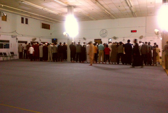 008 - Jaame Masjid Scarborough - Central Mosque Scarborough - Salat al Maghrib - The Sunset Prayer - Sunday June 22 2015
