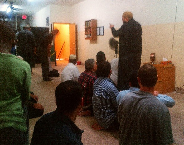 009 - Parkdale Islamic Education Centre - PIEC - Hamza Masjid - June 30 2015