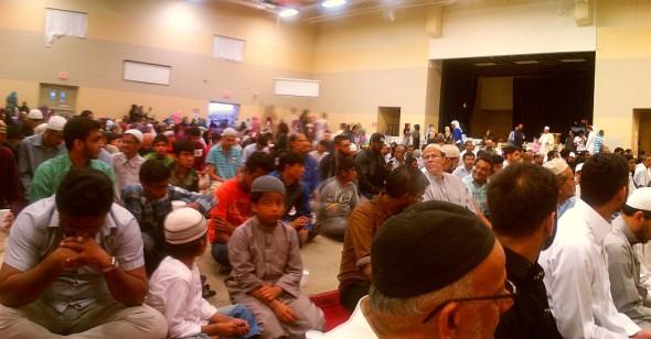 010 - IIT - Islamic Institute of Toronto - Ramdan Lecture & Iftar Program - Awaiting Adhan al Maghrib - Saturday June 20 2015