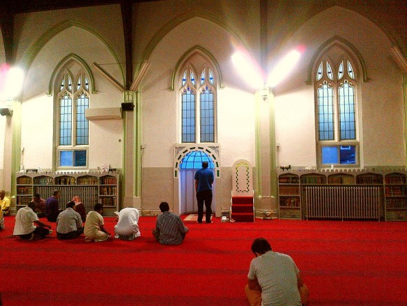 010 - Jami Mosque - Islamic Centre of Toronto - June 26 2015