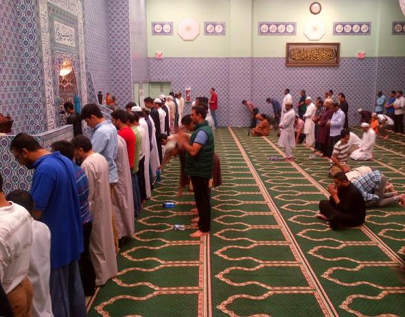 014 - Sayeda Khadija Centre - June 25 2015