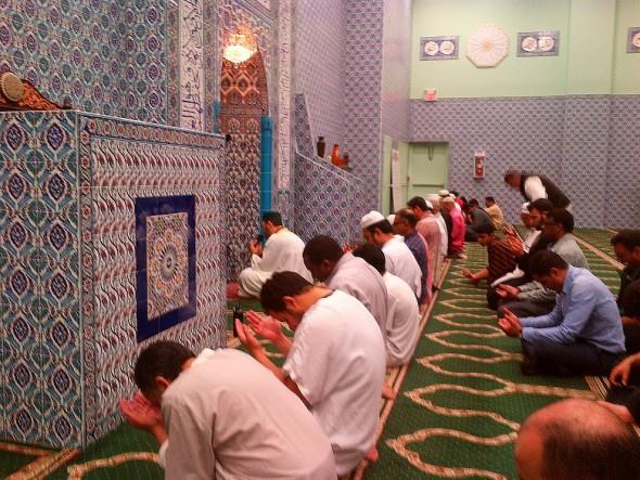 015 - Sayeda Khadija Centre - June 25 2015