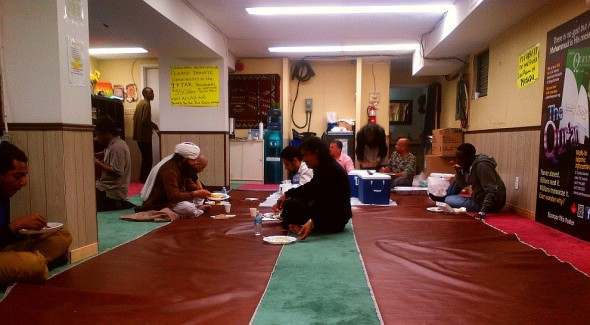 015 - Sheikh Deedat Centre - Downtown Mosque - June 28 2015