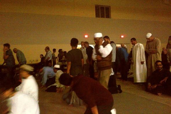 023 - IIT - Islamic Institute of Toronto - Ramdan Lecture & Iftar Program - After 8 Rakats of Tarawih - Saturday June 20 2015